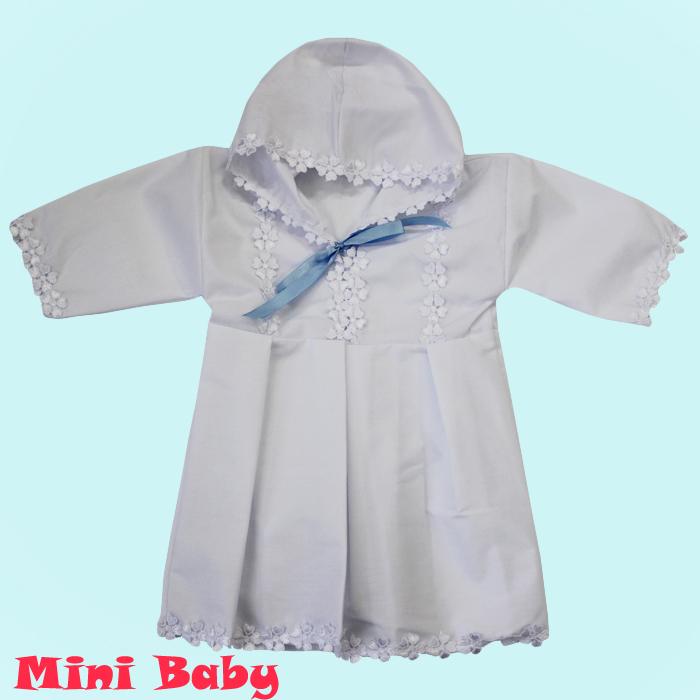 Крестильная рубашка для мальчика 032р