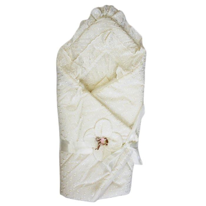 Одеяло меховое на выписку 12-21