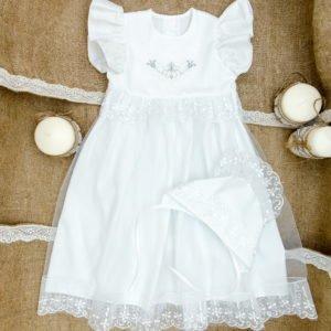 КДМ-3 Платье крестильное