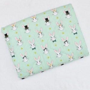 Одеяло Кролики